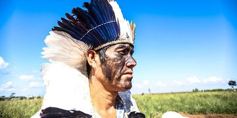 Vidéo: rencontre avec Ladio Veron, représentant de la tribu des Guarani-Kaiowá du Brésil