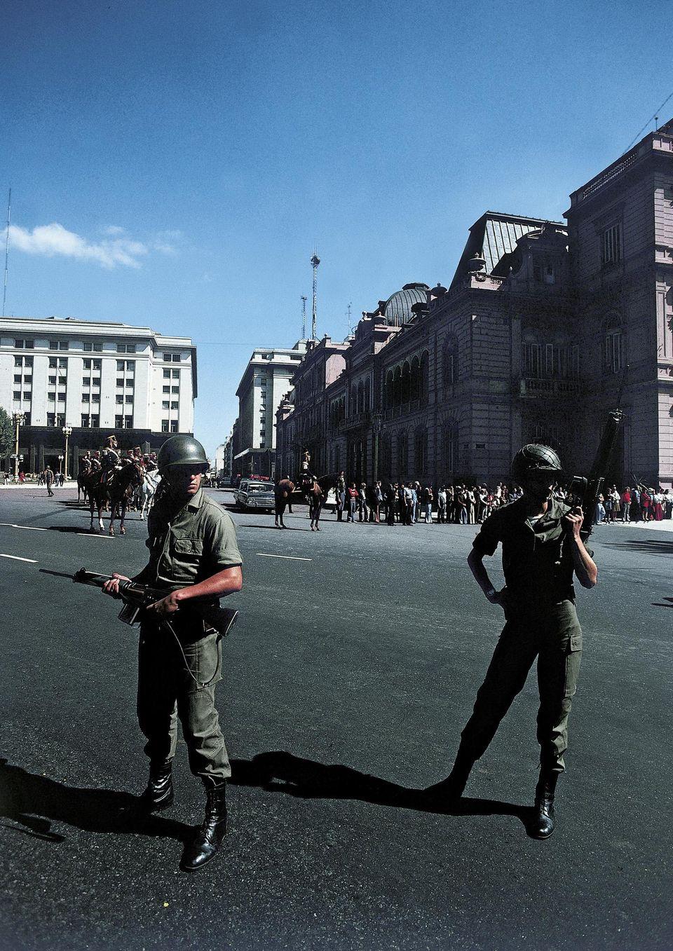 Argentine : mon père, ce tortionnaire