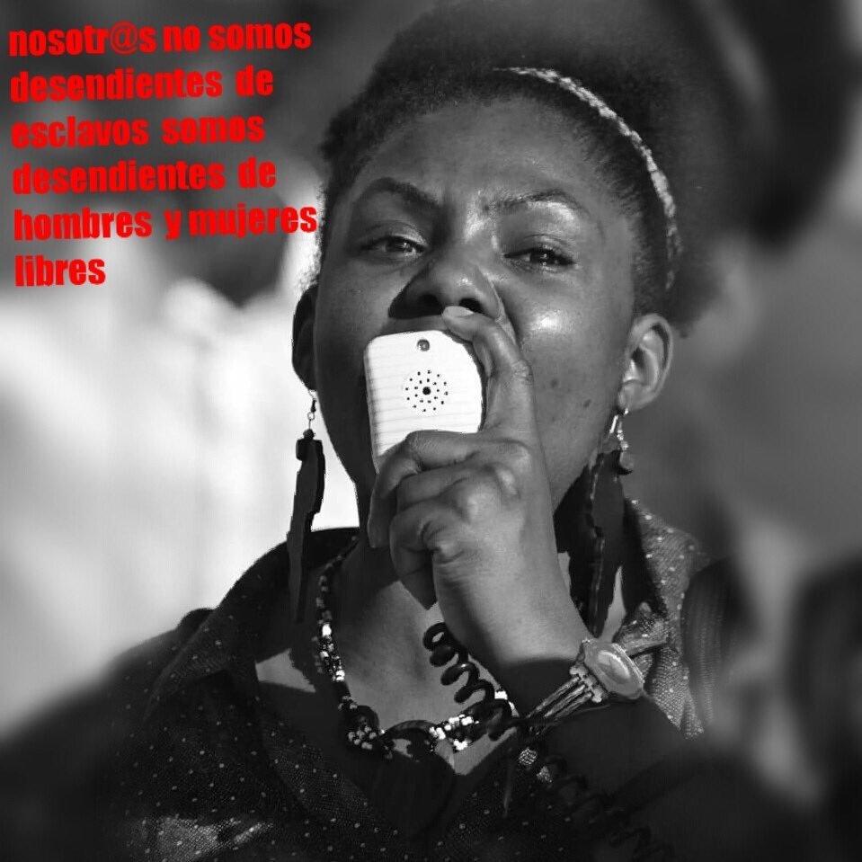 Francia Márquez, une femme au cœur de la lutte afro-colombienne