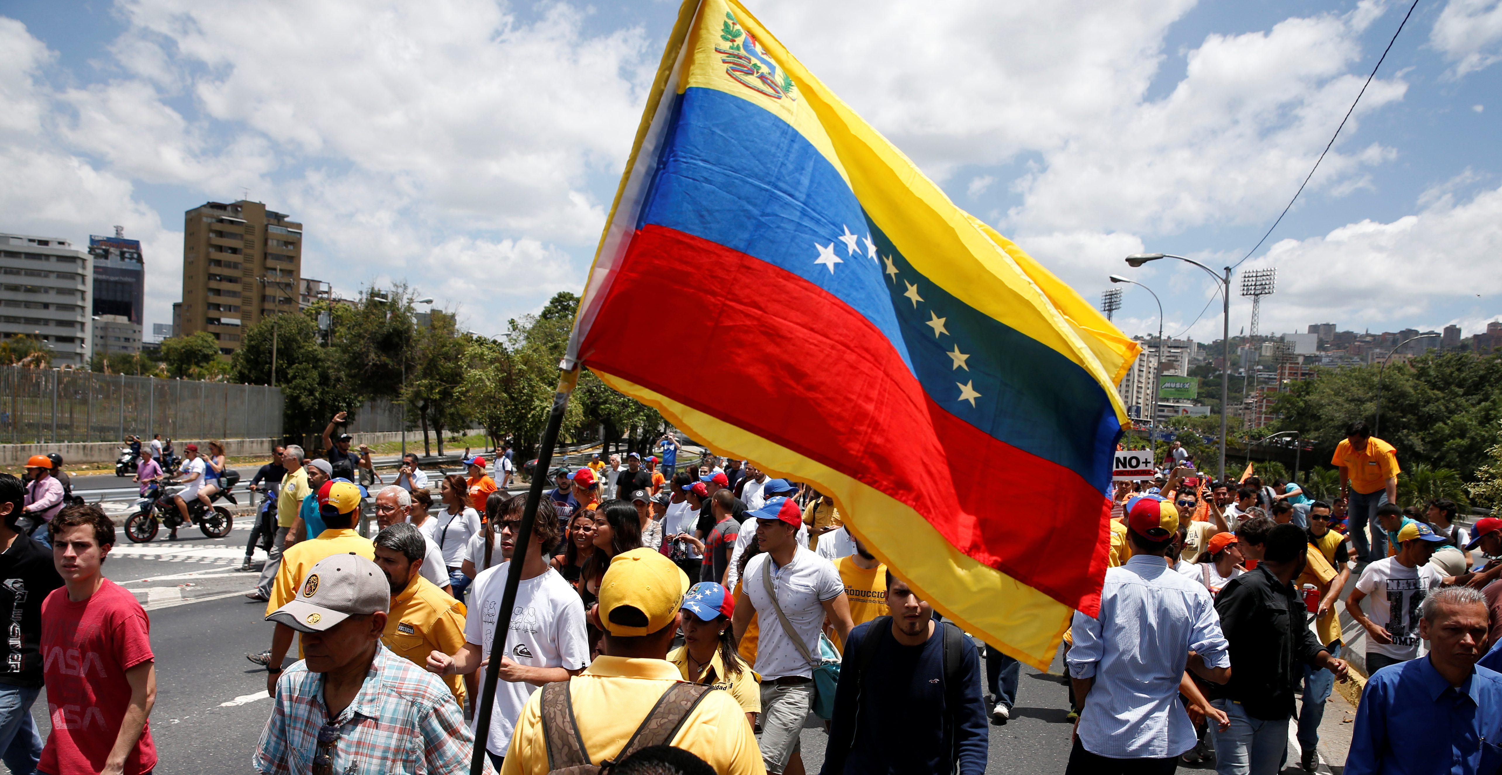 Regards croisés sur la crise au Venezuela: un dossier régulièrement actualisé (articles en français et en espagnol)