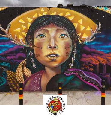 Découvrez la brochure de FAL sur l'extractivisme! Non à l'exploitation effrénée de la nature, solidarité avec les peuples et les territoires latino-américains