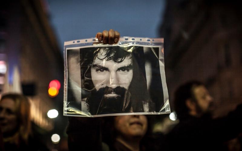 Appel à Manifester – Santiago Maldonado