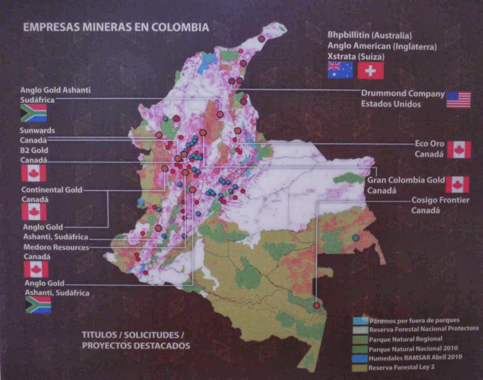 Colombie: entre les investissements et la paix (Frédéric Thomas/ CETRI – Centre Tricontinental)