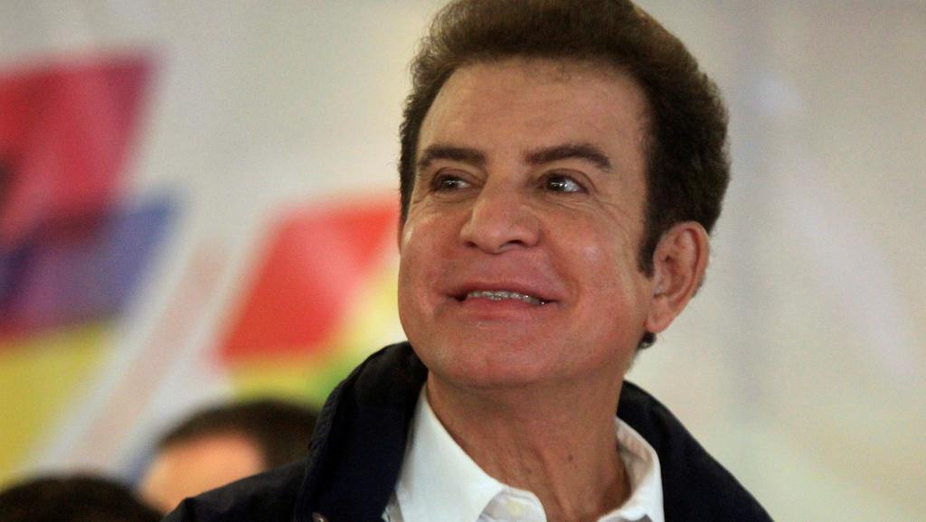 Présidentielle au Honduras: l'opposant Nasralla arrive en tête de l'élection (RFI)