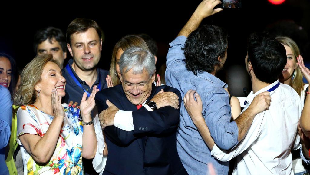Chili: victoire du conservateur Sébastián Piñera (RFI/ Céline Pellarin: entretien avec Franck Gaudichaud)