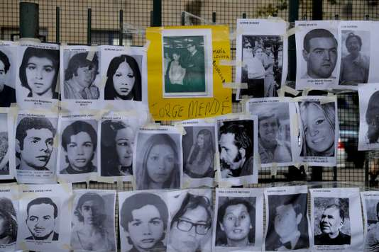 Perpétuité pour des crimes commis sous la dictature en Argentine (Le Monde-AFPP)