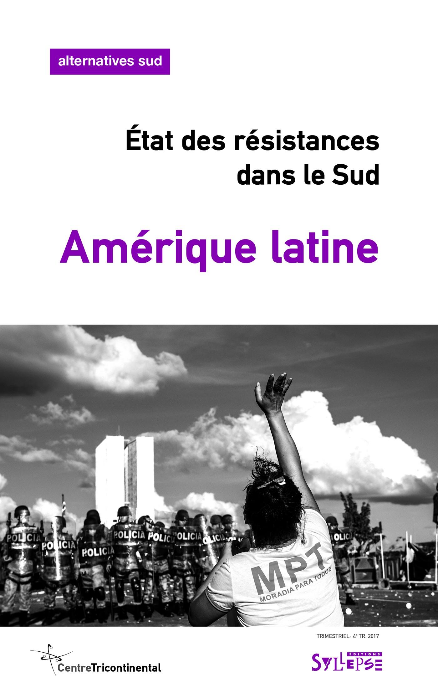 Amérique Latine : des pouvoirs et des luttes (Bertrand Duterme/ CETRI)