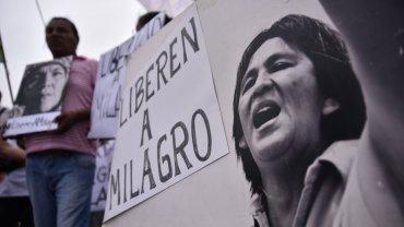 Argentine: Conférence de presse pour la libération de Milagro Sala lundi 15 janvier