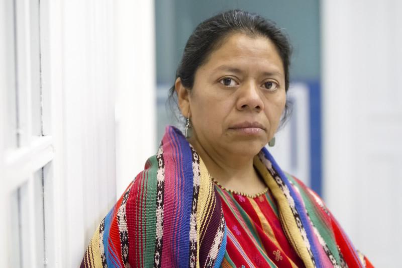 Lolita Chávez : « Les multinationales se comportent comme des prédateurs » (interview par Gorka Castillo, publié sur le site Le Vent se lève)