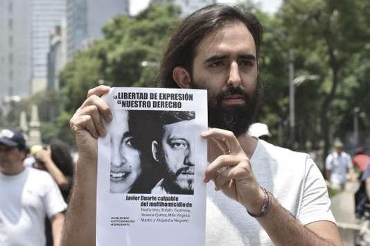 Un journaliste politique tué au Mexique (Le Monde)