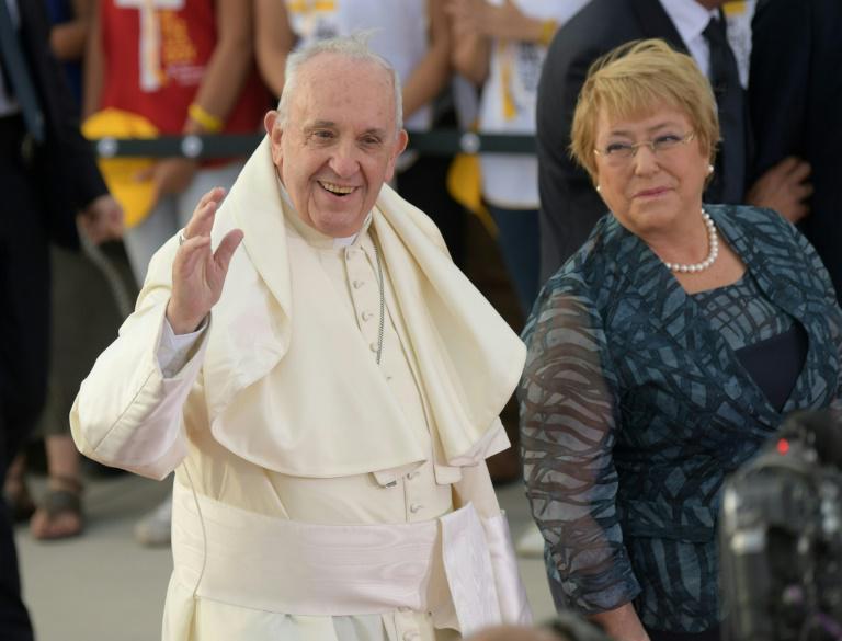 Visite sous tension du pape François au Chili et au Pérou (interview de Franck Gaudichaud par Jean-Baptiste Marot/ RFI)