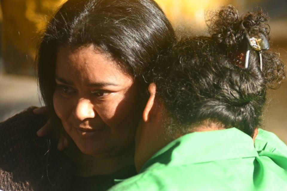Après Teodora Vásquez, une autre Salvadorienne libérée au bout de 15 ans de prison pour fausse couche (AFP/ Libération)