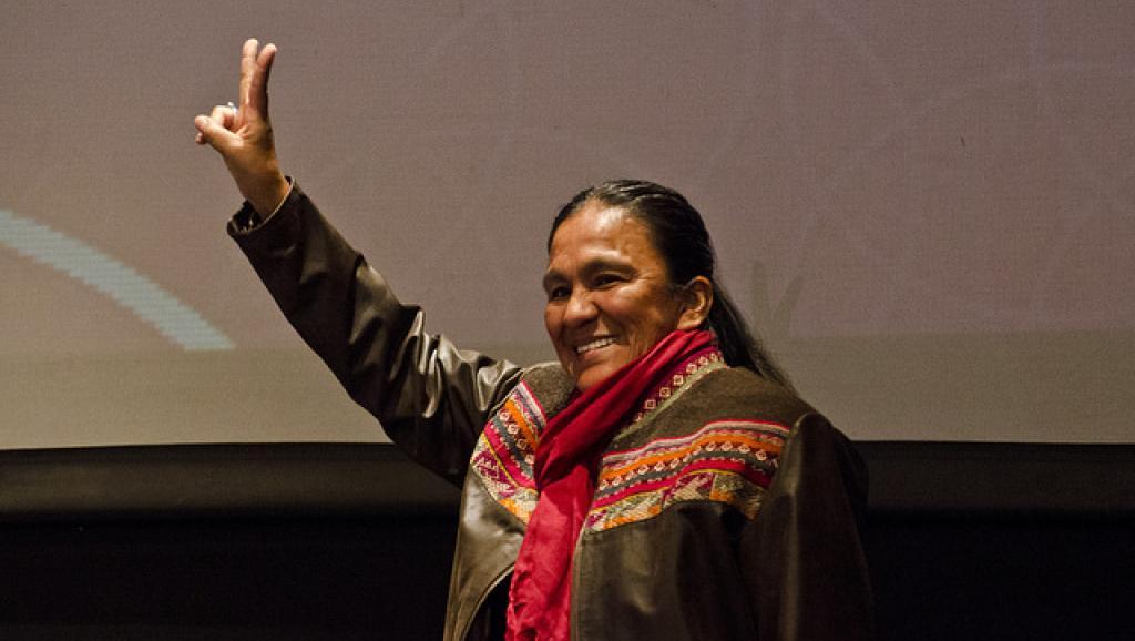 À l'occasion du 8 mars, FAL se mobilise pour la libération de Milagro Sala, détenue depuis deux ans en Argentine (articles et vidéos).