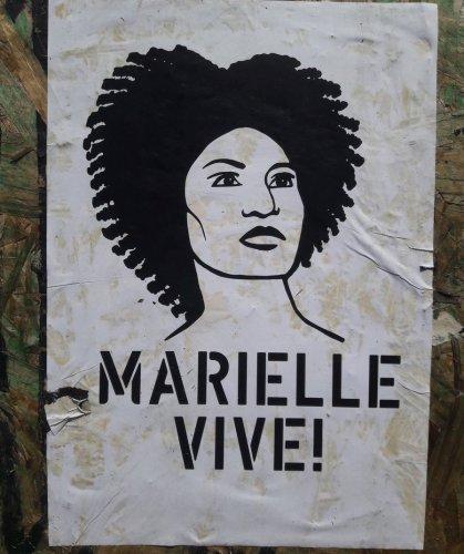 L'assassinat de l'élue brésilienne Marielle Franco lié à des enjeux fonciers (AFP/Le Monde)