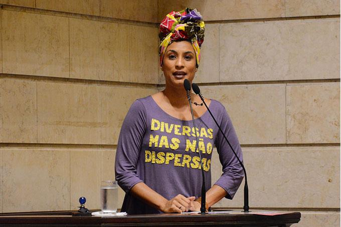Brésil: assassinat de Marielle Franco/ Revue de presse et vidéos