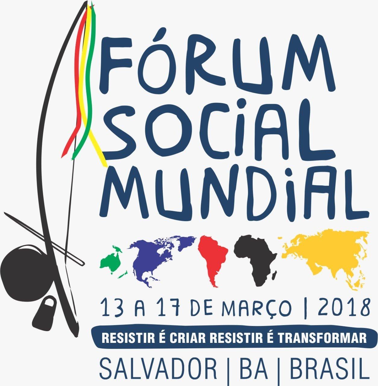Forum Social Mondial de Salvador de Bahía (13/17 mars): revue de presse