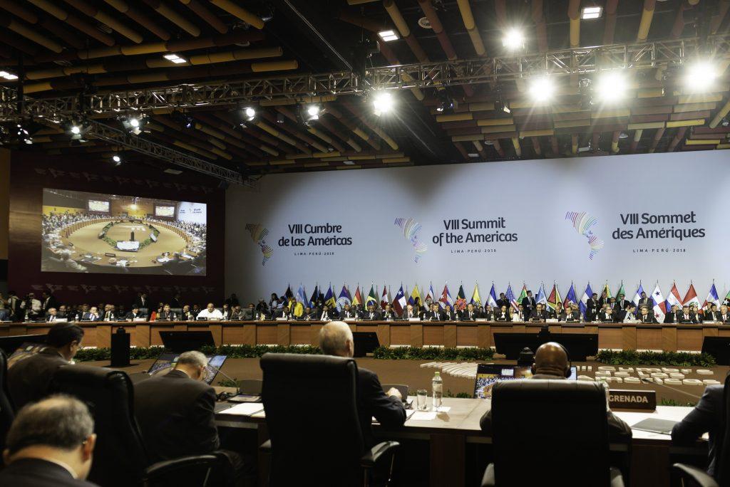 Bilan du 8ème Sommet des Amériques : entre lutte contre la corruption et division sur le cas vénézuélien (Le point de vue de Christophe Ventura,  chercheur à l'IRIS)