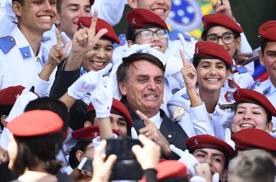 Bolsonaro, président : ressorts et conséquences d'une révolte à rebours (analyse de Laurent Delcourt / CETRI)