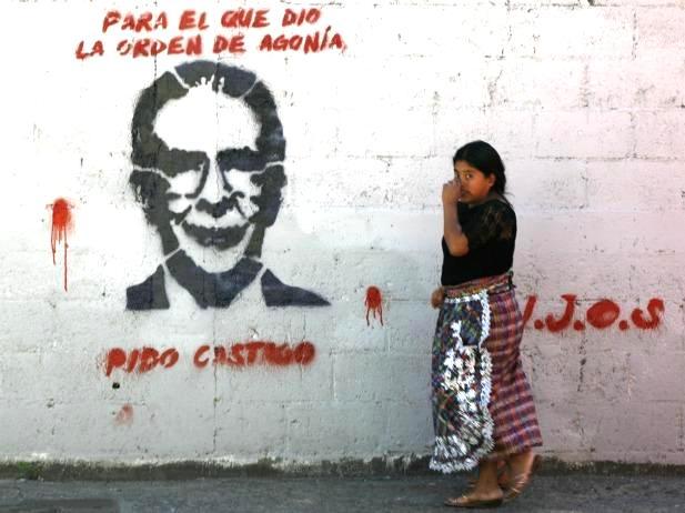 Guatemala: mort de l'ancien dictateur et génocidaire Efraín Ríos Montt (RFI)