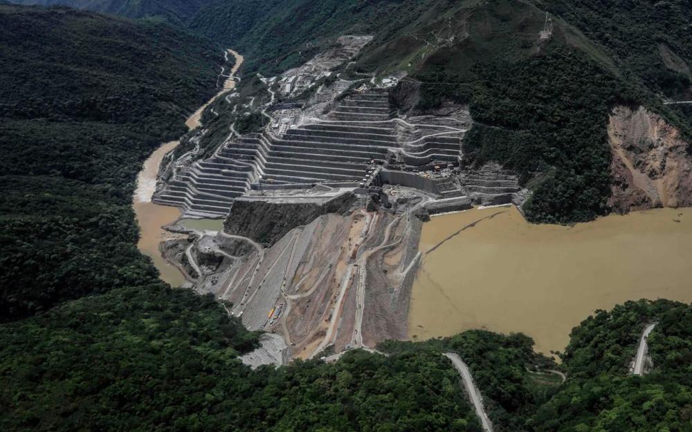Colombie: le barrage d'Ituango, sur le río Cauca, menace de se rompre (article de Guylaine Roujol Pérez/ Le Parisien et vidéo)