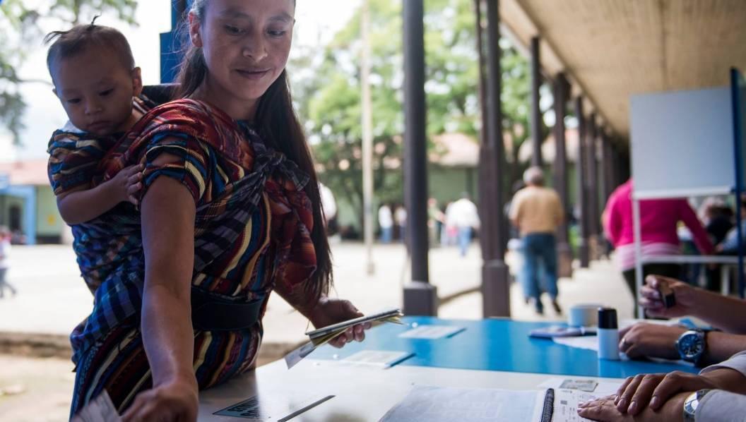 Guatemala : Élections sous tension. FR/ESP