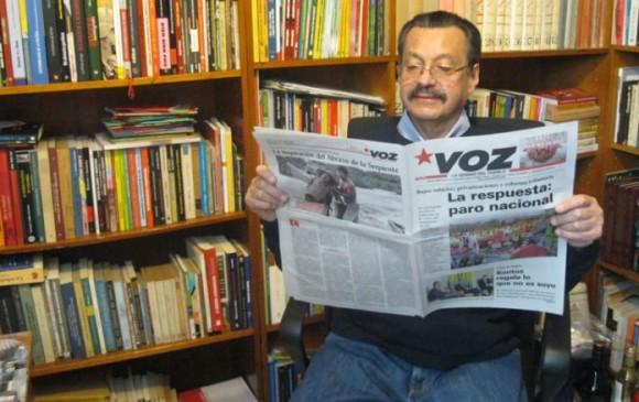 ¡ Hasta siempre CarlosLozano ! (Hommage de FAL et article de Cathy Dos Santos/ L'Humanité)