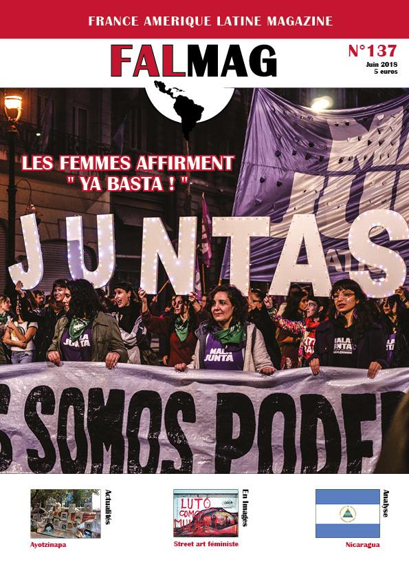 Argentine et Chili: la révolution féministe (articles CADTM et RTL/ Vidéo)