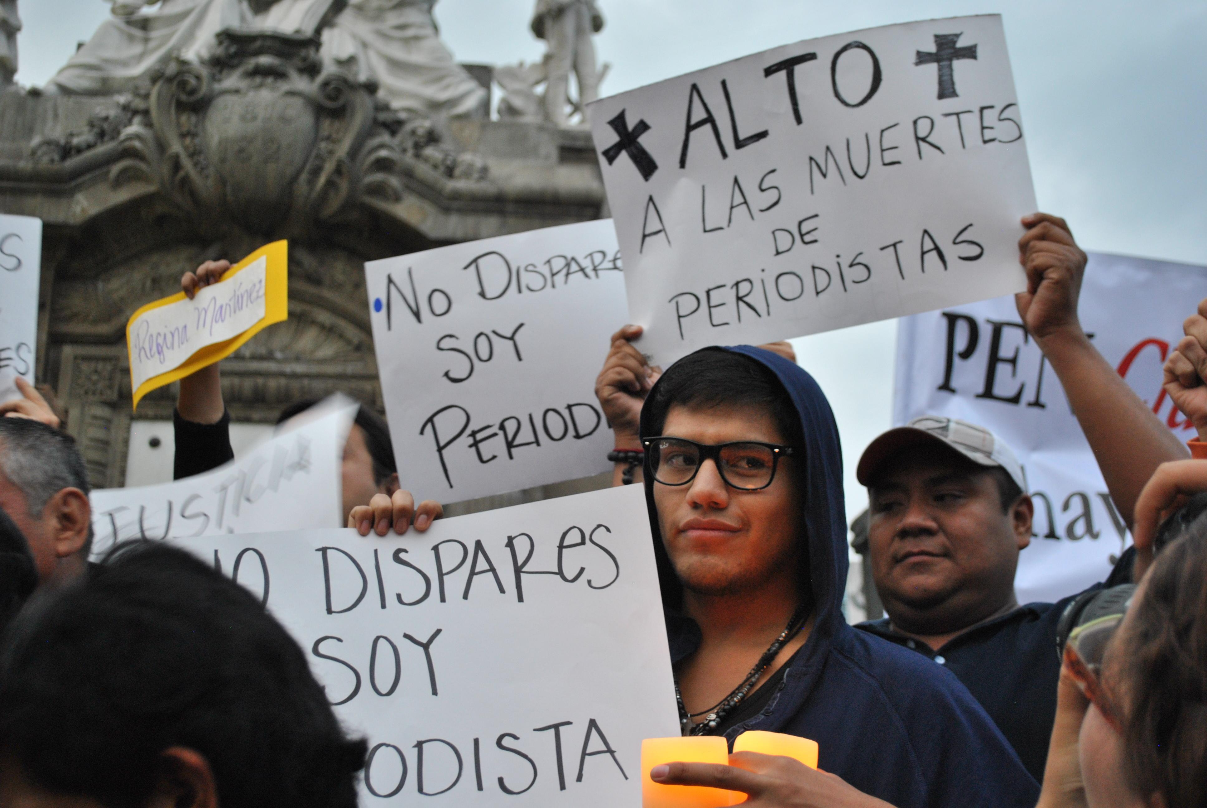 Mexique : Les journalistes ont une cible dans le dos (Frédéric Autran/Libération)