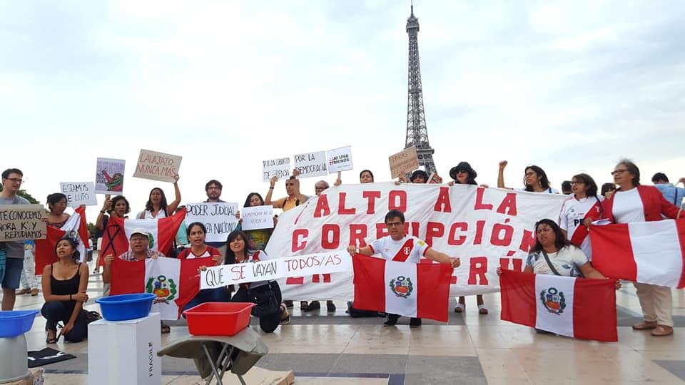 Le président de la Cour suprême du Pérou emporté par un scandale de corruption (Martin Vizcarra/France 24)