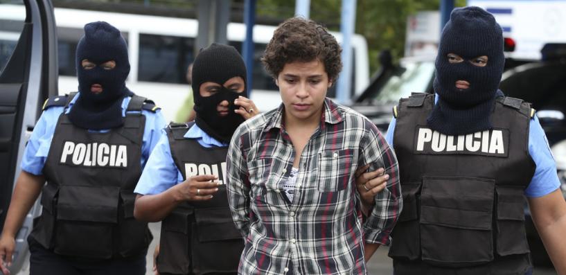 Nicaragua : Amaya est libre. CETRI/Bertrand Duterme