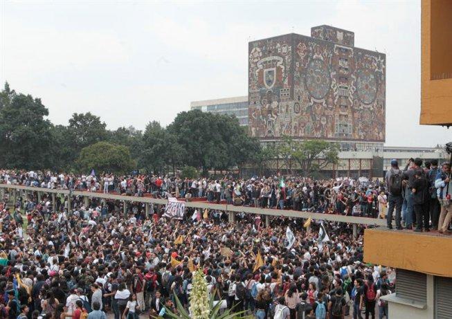Mexique : le mouvement étudiant se lève contre la répression para-étatique (Révolution Permanente)