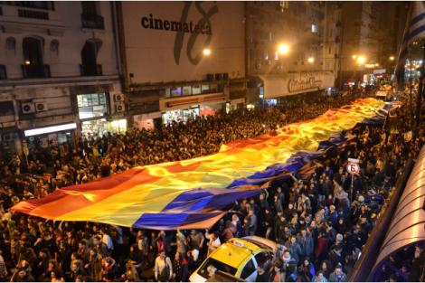Uruguay: Paradis de la diversité sexuelle? (Mathilde Maurice/Ameripolitica)