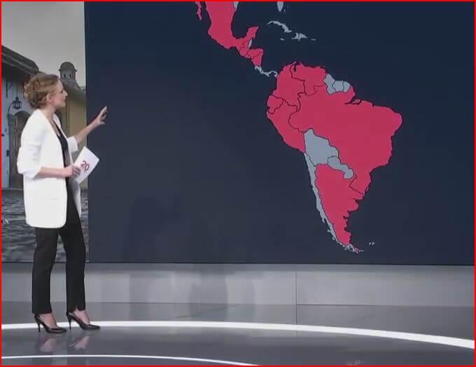 France 2 « décrypte » l'Amérique latine… en 2 minutes ! (Nils Solari/Acrimed)