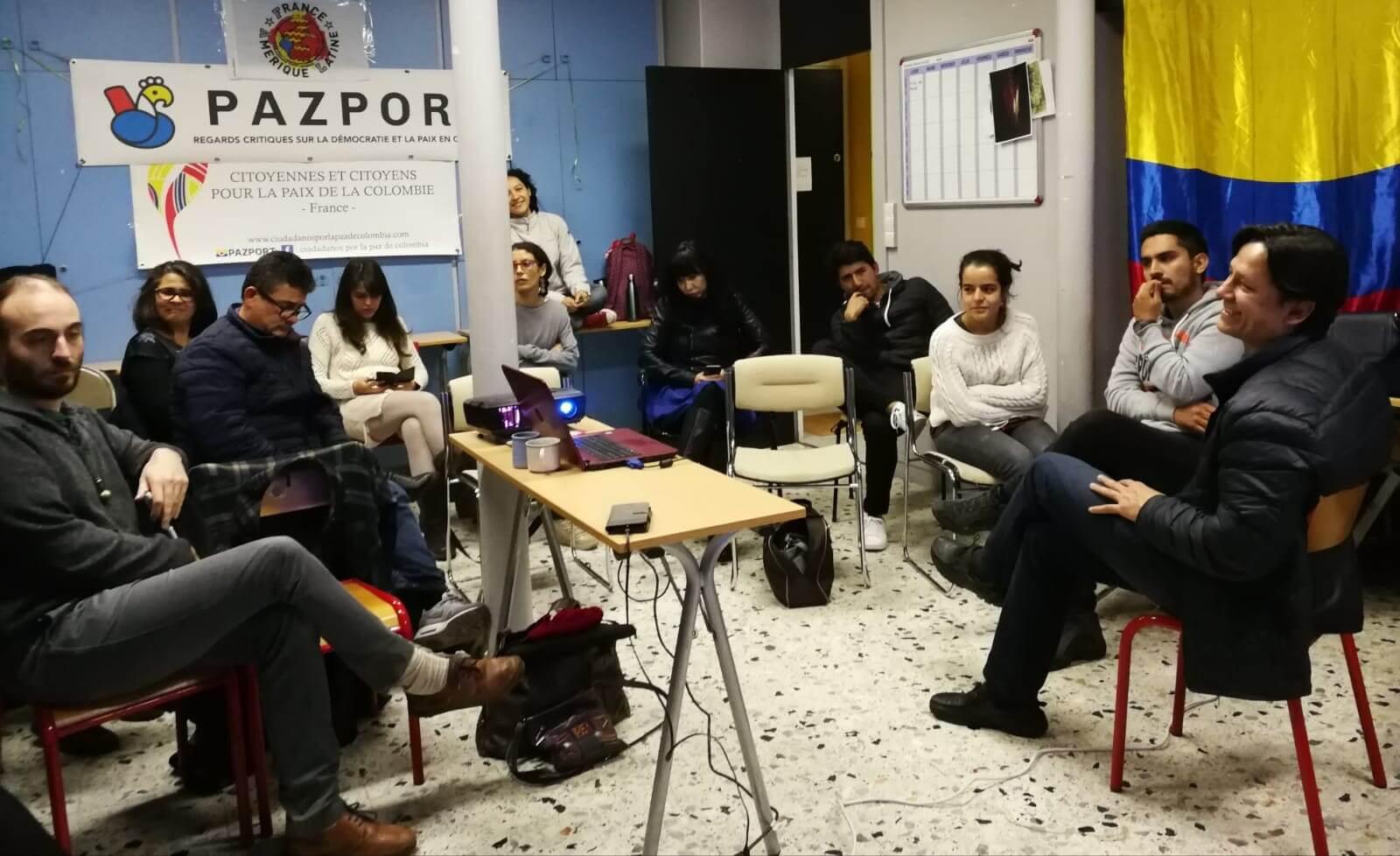 Activité : Extractivisme et consultations populaires en Colombie