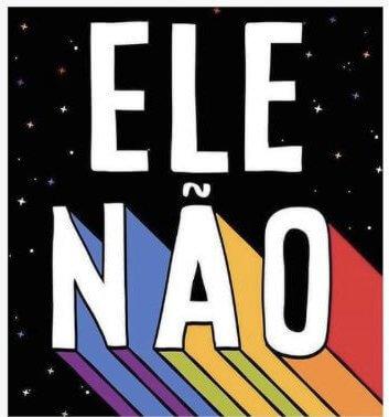 """Pour le Brésil, Paris dit """"Ele não"""" ! (vidéo)"""