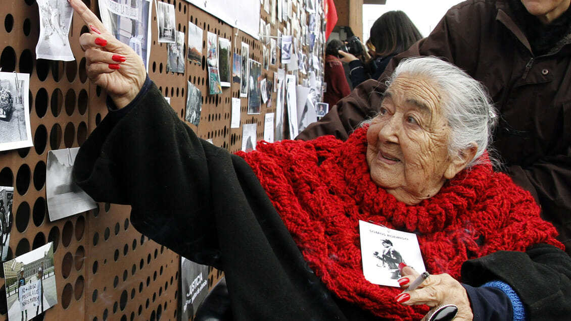 Décès d'Ana González de Recabarren, infatigable militante chilienne pour la justice et la vérité (Thomas Lalire/ Espaces Latinos)