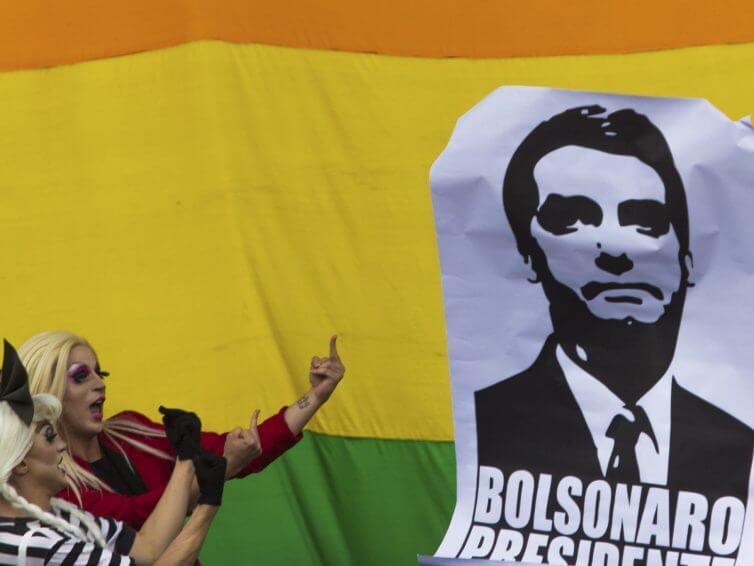 ÉVÉNEMENT : 100 JOURS DE BOLSONARO