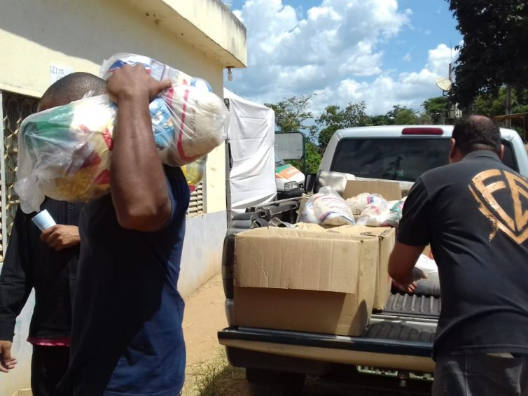 Campagne de dons pour venir en aide aux victimes du barrage de Brumadinho