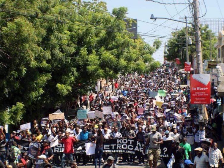Haiti: le scandale du-siècle (Frédéric Thomas/ CETRI)