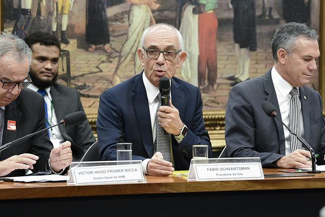 Brésil: le président de Vale renonce «temporairement» à ses fonctions Martin Bernard/RFI