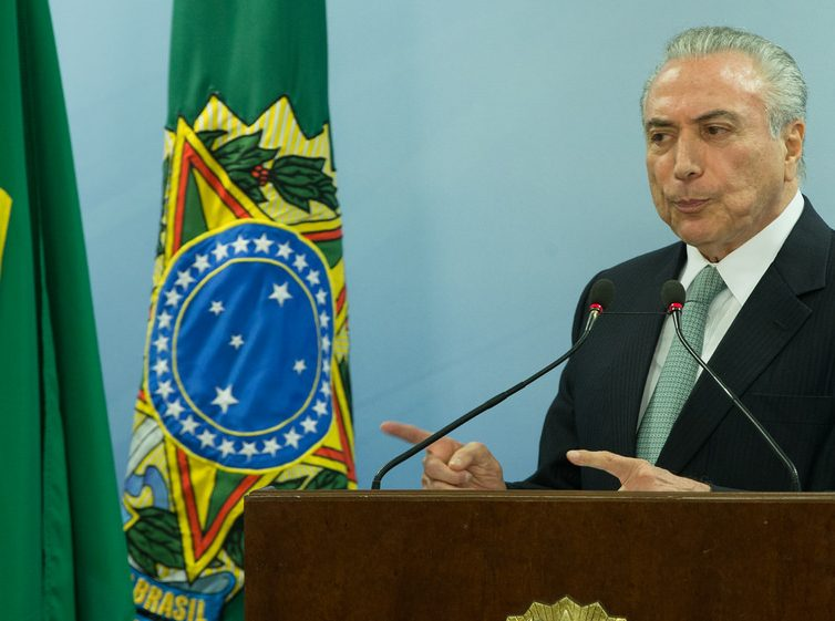L'ancien président du Brésil Michel Temer sous les verrous (Chantal Rayes/ Libération)