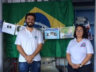 Brésil: FAL reçoit deux militant.e.s du Mouvement des personnes affectées par les barrages.