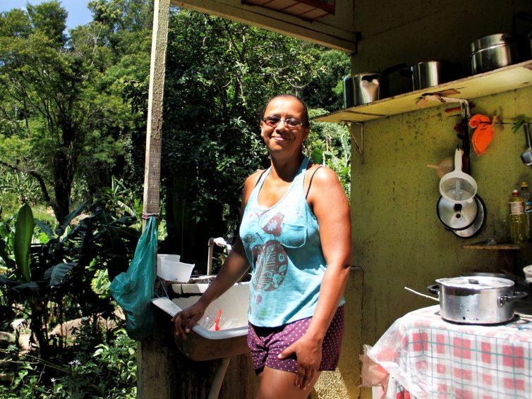 À Rio, des femmes Quilombolas forment un réseau d'entraide (Agelina Nunes/ Autres Brésils)