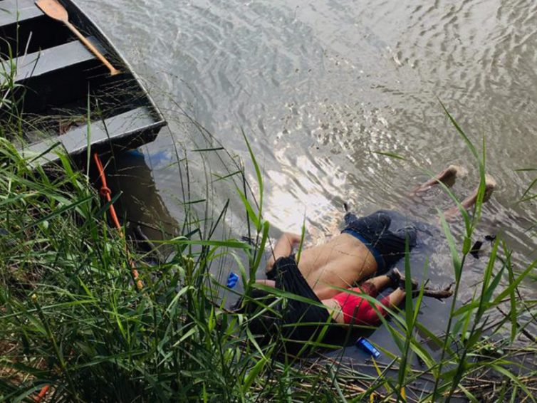 Quand les migrants arrivent à la frontière du Mexique, ils ont déjà vécu les pires atrocités (Mathieu Dejean / les Inrockuptibles)