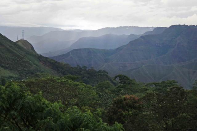 En Amazonie colombienne, les terres autochtones pillées par l'extractivisme. (Matthias Motin / Reporterre)