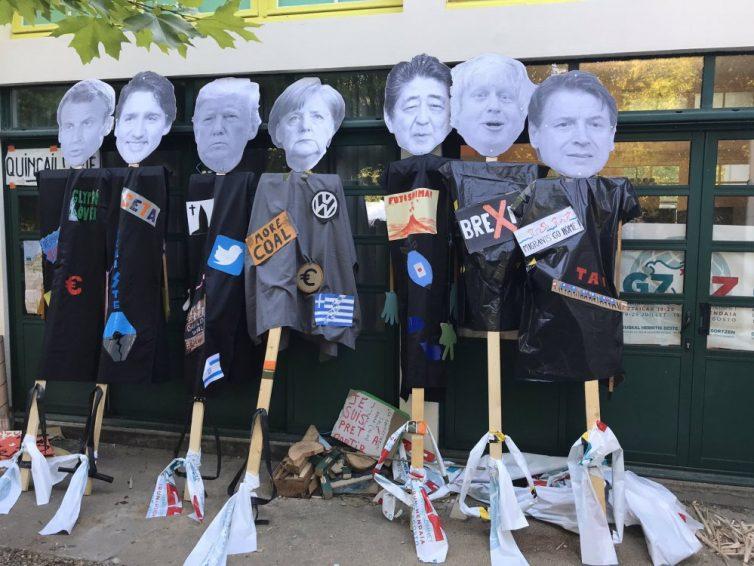 Manifeste : l'Appel du contre-G7