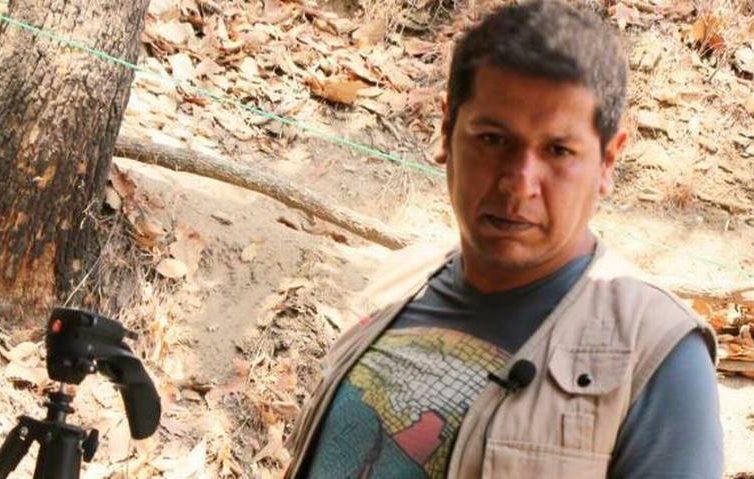 Au Mexique, dix journalistes ont déjà été tués depuis le début de l'année (Frédéric Saliba/ Le Monde)