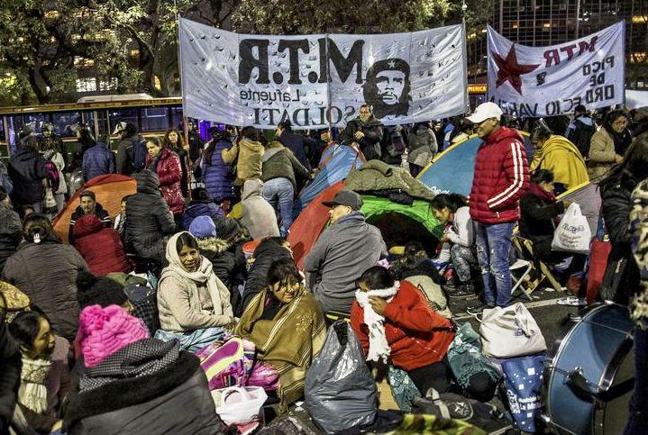 En Argentine, «il n'y a plus besoin d'être SDF pour être sous-alimenté» (Mathilde Guillaume/ Libération)