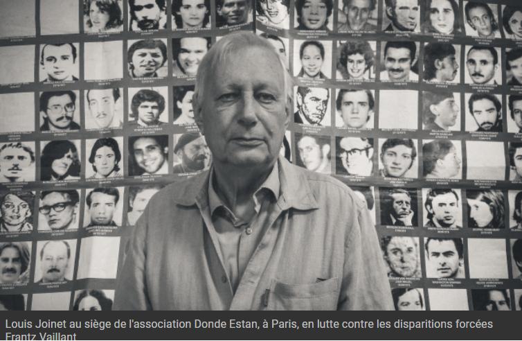 Mort de Louis Joinet, un épris de justice (Frantz Vaillant / TV5Monde)