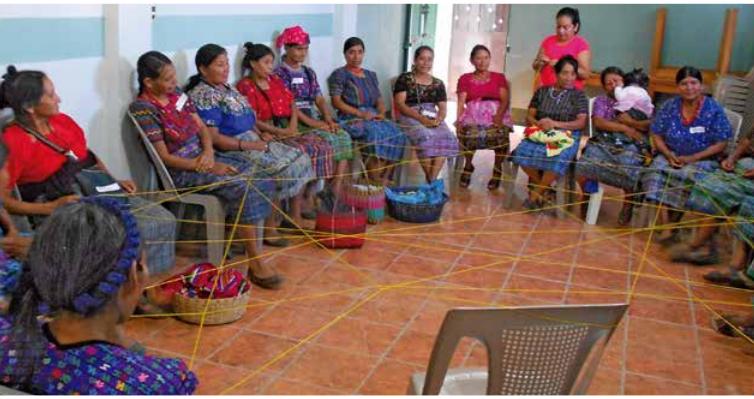 De victimes à « défenseures » : pratiques de résistance des femmes autochtones « défenseures des droits humains » au Guatemala (Sofia Dagna/ RITA)